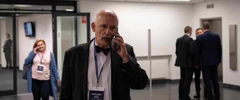 """Przy """"okrągłym stole"""" PiS są Korwin-Mikke, Elbanowscy... Dla RPO miejsca nie ma"""