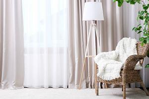 Modne zasłony 2020 - top 5 modeli do salonu, sypialni i jadalni. Wybierz coś dla siebie!