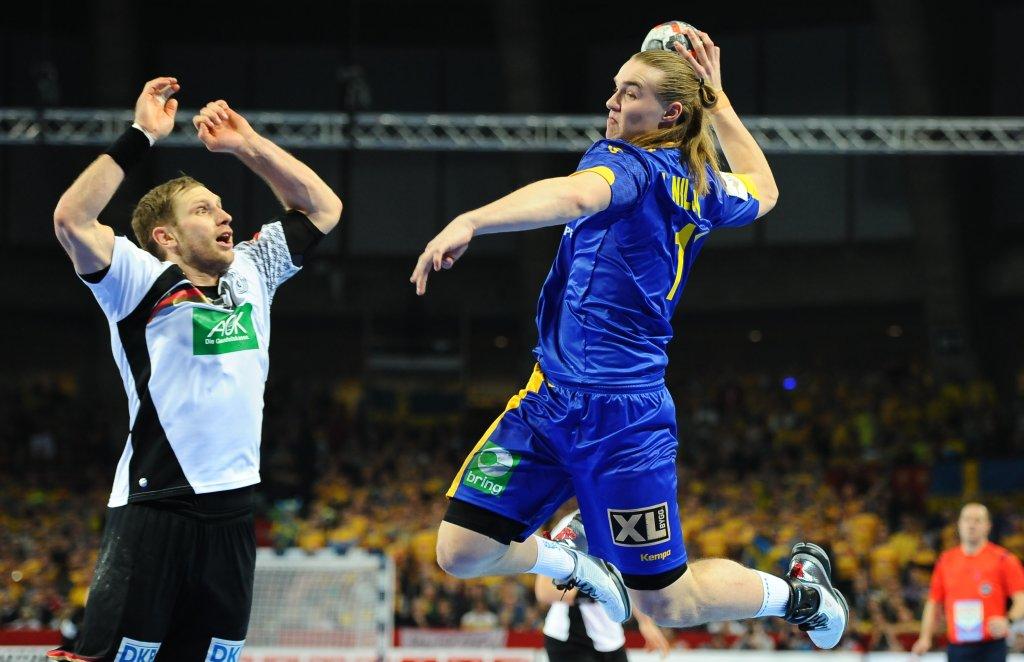 Mecz Niemcy - Szwecja