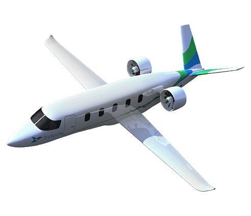 Samolot Zunum