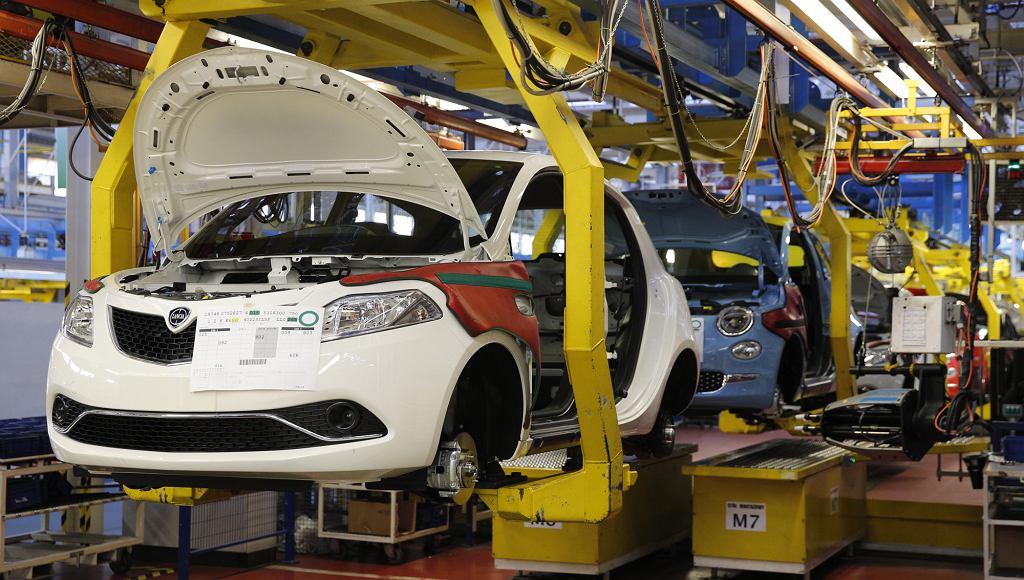 Fabryki FCA tymczasowo zamknięte - kwarantanna do 27 marca.