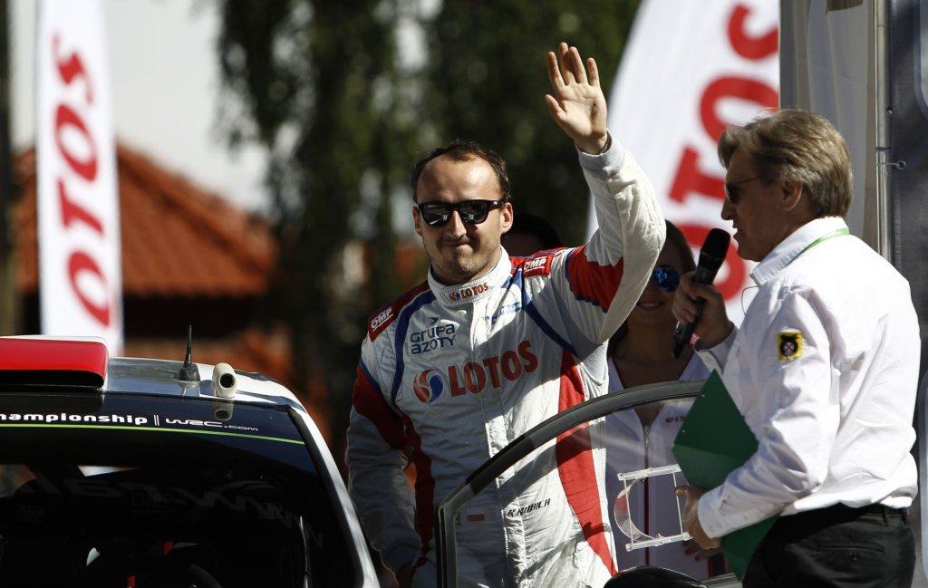 Robert Kubica - Rajd Polski