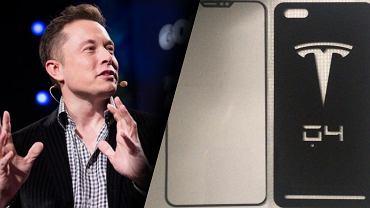 Tesla może produkować smarfony