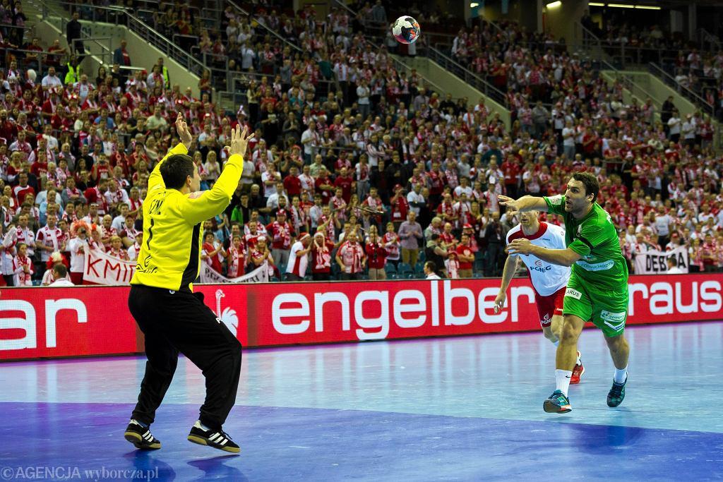Piłka ręczna. Mecz Polska-Białoruś