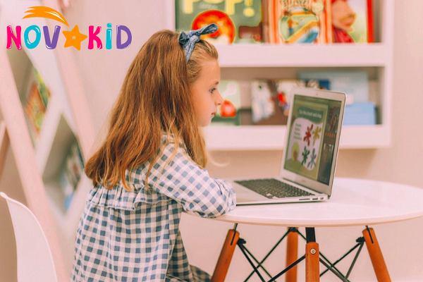 Język angielski jak własny. Wciągające zajęcia online dla dzieci