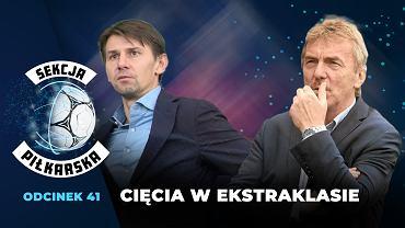 Euzebiusz Smolarek i Zbigniew Boniek