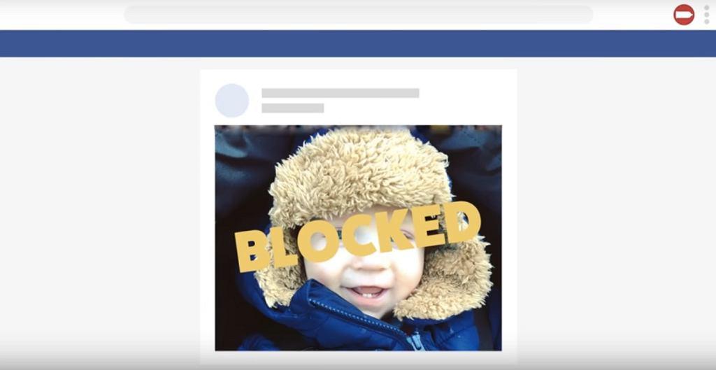Baby Blocker - wtyczka do przeglądarki Google Chrome