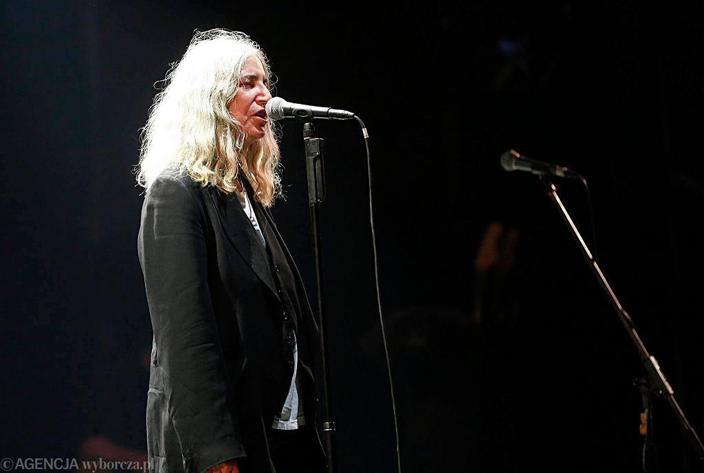 OFF Festival 2015. Patti Smith