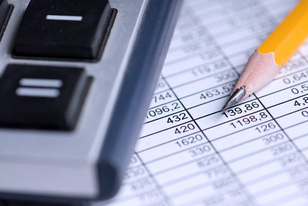 Zamiast kalkulatora i ołówka - tabele w Excelu (fot. istockphoto.com / OTTOSHTEKKER)