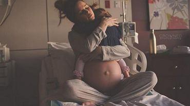 Ostatnie pożegnanie przed porodem