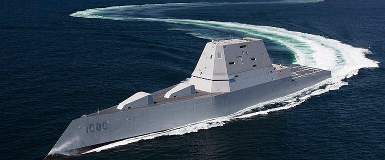 US Navy tworzy dywizjon futurystycznych okrętów i dronów