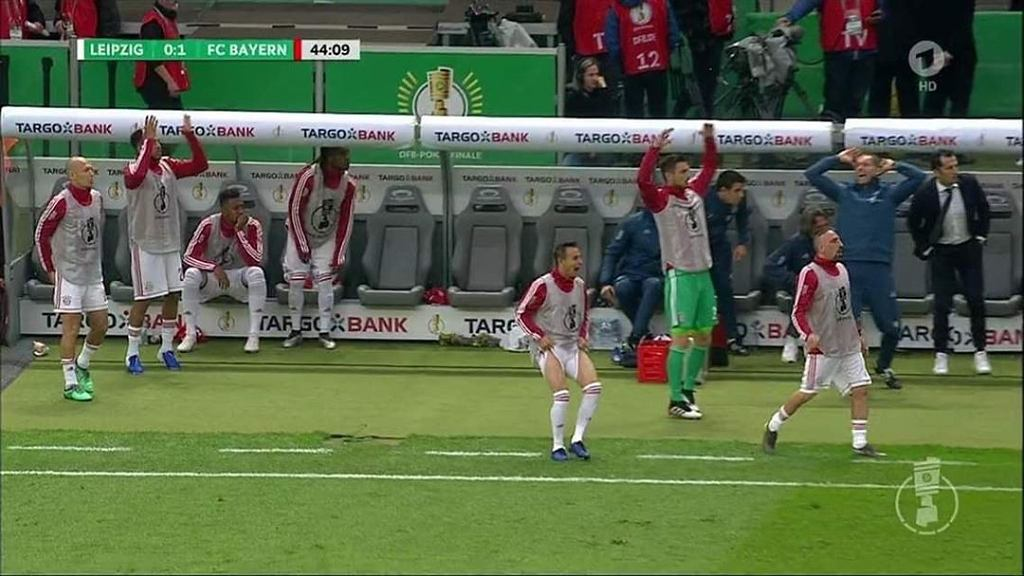 Bayern Monachium - RB Lipsk