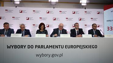 Wybory do europarlamentu. PKW ogłasza oficjalne wyniki wyborów do Parlamentu Europejskiego