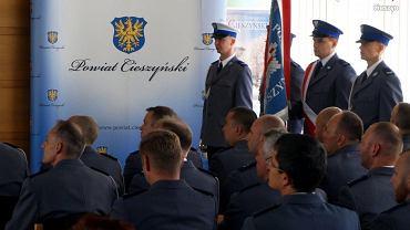 Obchody Święta Policji w Cieszynie