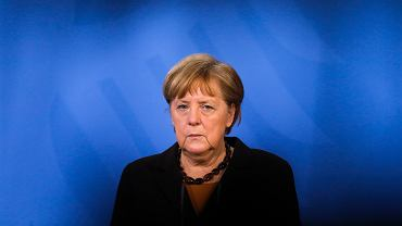 Niemcy. Koronawirus i gospodarka. Kanclerz Angela Merkel