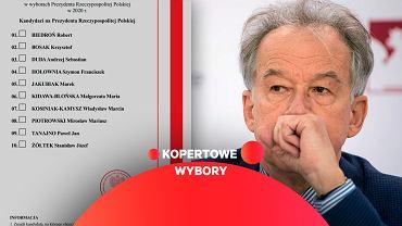 Wojciech Hermeliński o przygotowaniach do wyborów