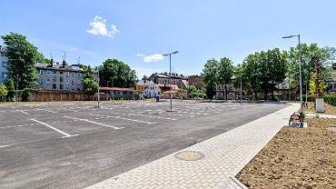 Zakończyła się budowa parkingu na terenie pomiędzy ulicami Paderewskiego i Legionów w Bielsku-Białej.