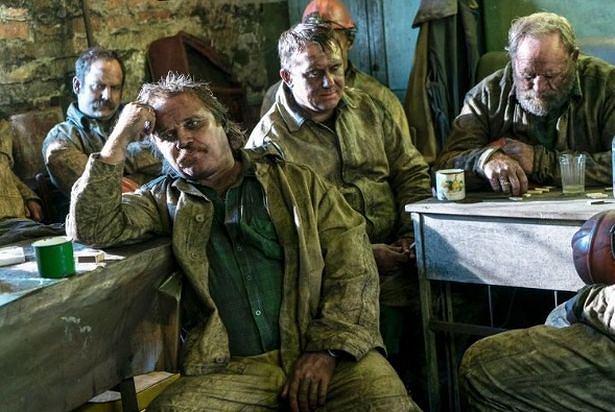 Alex Ferns w serialu 'Czarnobyl'