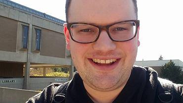 Poszukiwany przez policję Yaffee Nathan Leonard