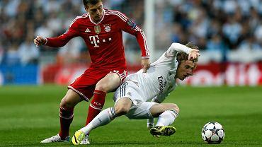 Real Madryt - Bayern Monachium 1:0