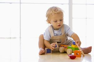 Zabawki dla rocznego dziecka- dla chłopca i dziewczynki