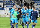 II liga piłkarska: ważne punkty Błękitnych i Kotwicy