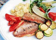 Ryba z warzywami - ugotuj