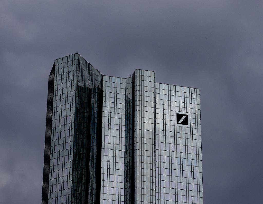Siedziba Deutsche Bank we Frankfurcie nad Menem