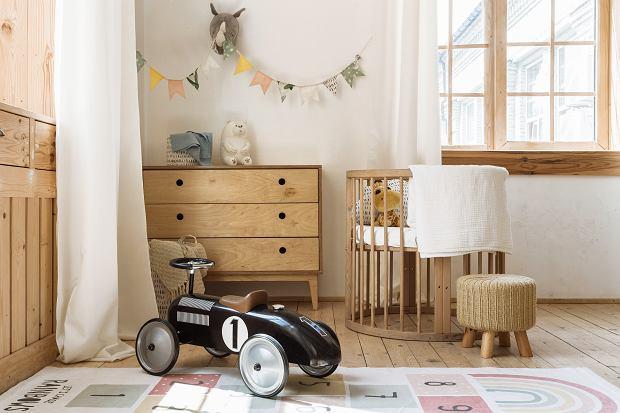 Jak podzielić pokój dziecięcy na dwa, bez ściany? Atrakcyjne pomysły