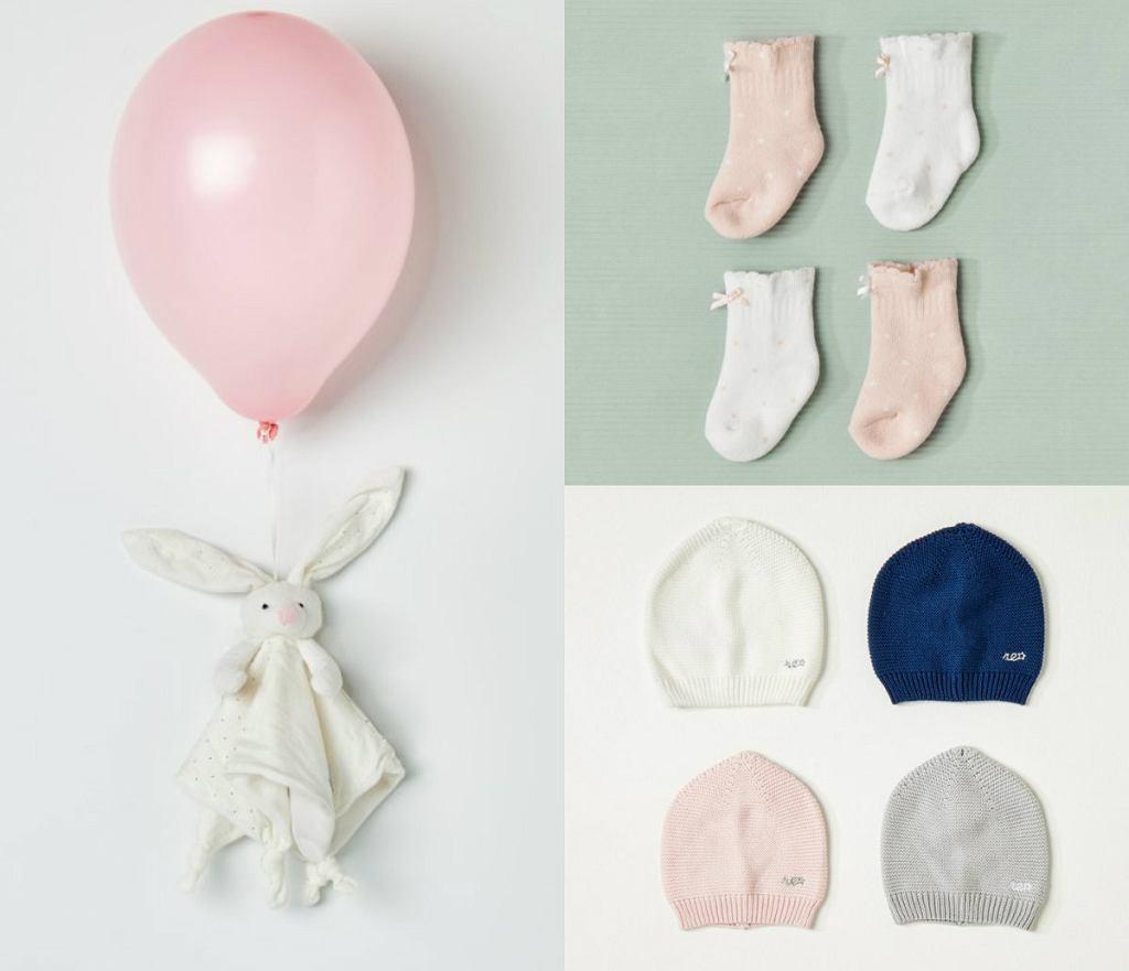 Reserved Newborn - dodatki w linii dla niemowląt (mat. pras)