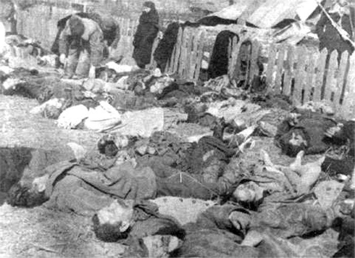 Zbrodnia w Lipnikach, zamordowani Polacy