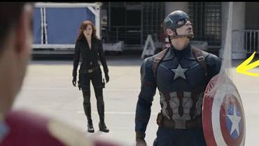 """""""Kapitan Ameryka: Wojna bohaterów"""" - kadr z ostatecznego zwiastuna"""