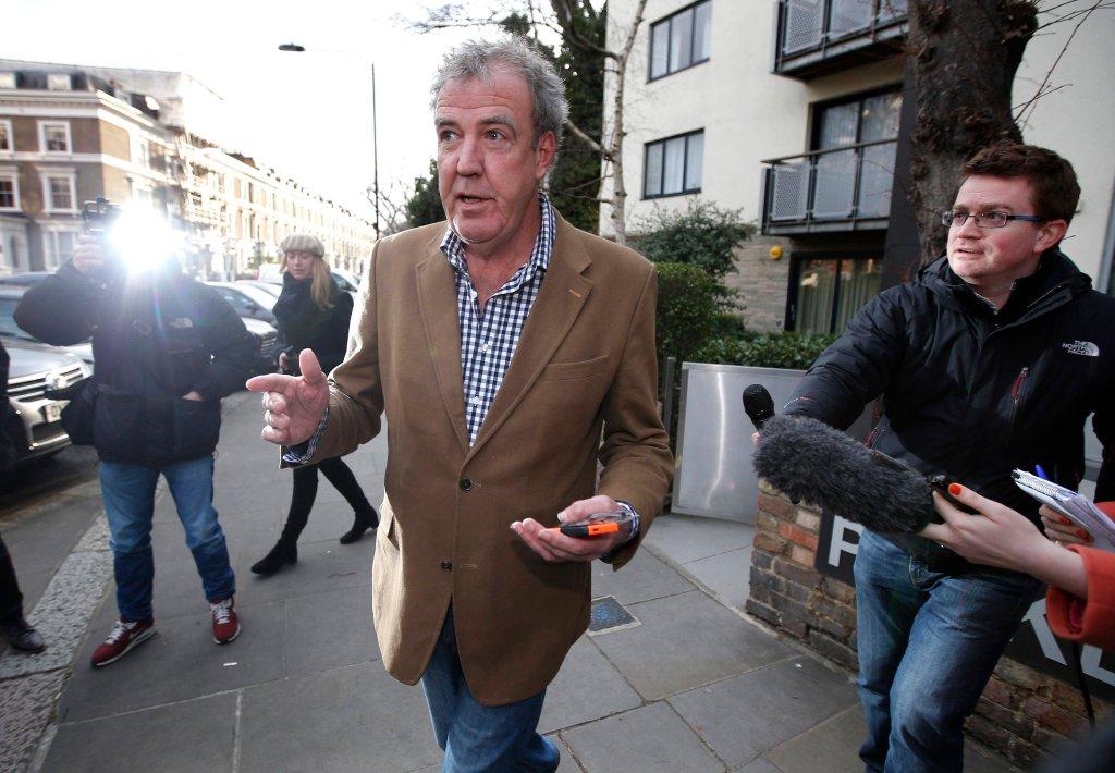 Jeremy Clarkson, prezenter kultowego programu