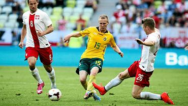 Mecz Polska - Litwa 2:1