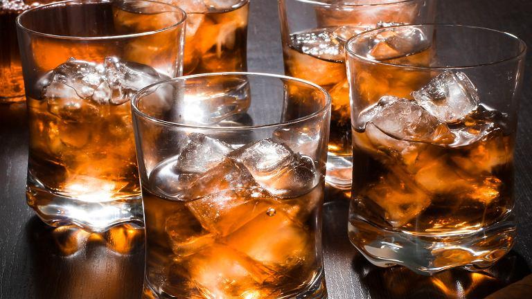 Szklanki do whisky