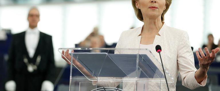 Von der Leyen walczy o fotel, ale jej słowa PiS raczej się nie spodobają