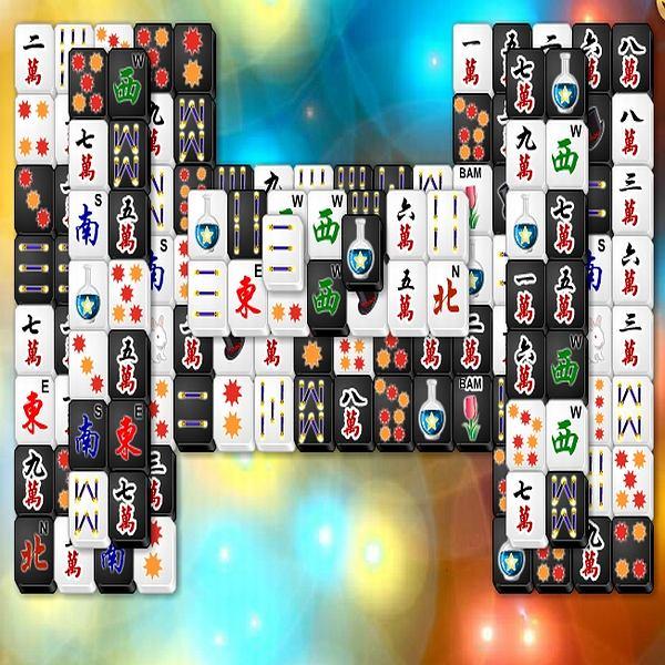 Klasyczny Mahjong 3