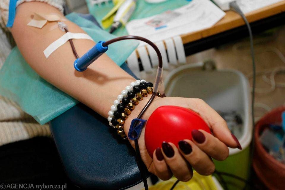 Krwi Nie Można Kupić Ratuje życie Więc Warto Podzielić Się