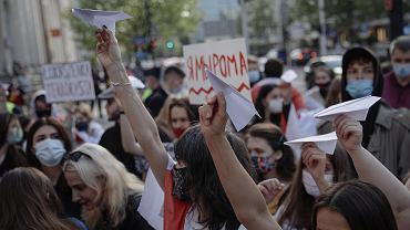 Wolność dla Romana Protasiewicza! Protest solidarnościowy z porwanym działaczem