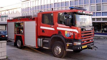 Straż pożarna na Islandii (zdjęcie ilustracyjne)