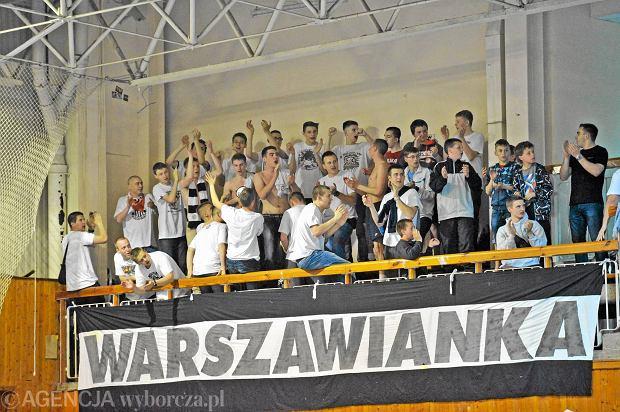 Warszawianka awansowała do pierwszej ligi!