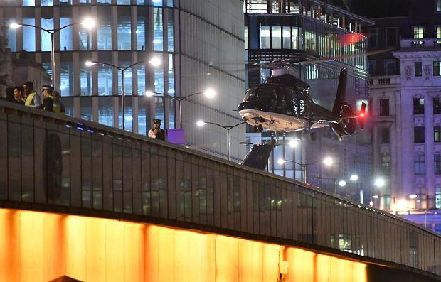 """Atak terrorystyczny w Londynie. """"W środku było 60 osób. Ja schowałem się w koszu na śmieci"""""""