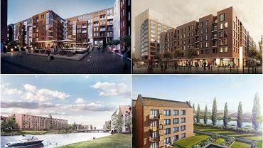 Nowe inwestycje w centrum Gdańska