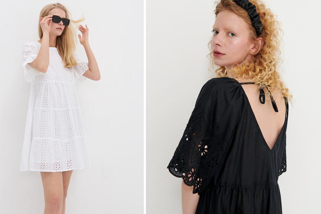 Ażurowe sukienki na lato