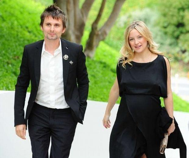 Matthew Bellamy, Kate Hudson