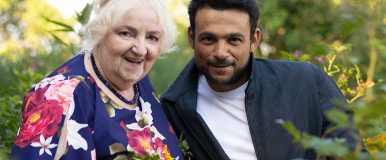 Robert El Gendy uratował życie swojej mamie!