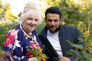 Robert El Gendy z mamą