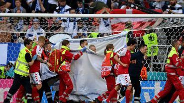 Agent Eriksena zdradził, kiedy piłkarz może opuścić szpital. Media: Wykluczono jedną przyczynę zawału