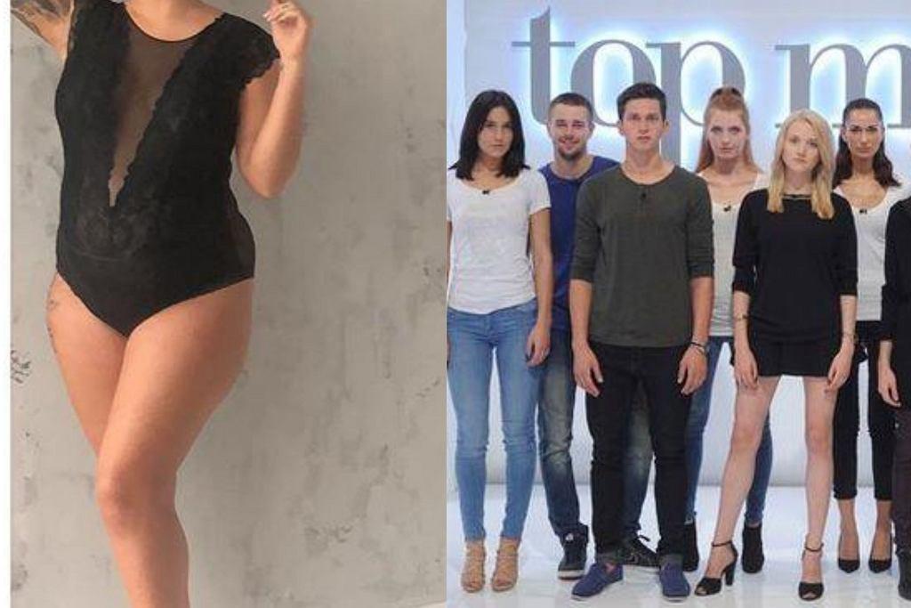 Uczestniczka ''Top Model'' schudła 40 kilogramów
