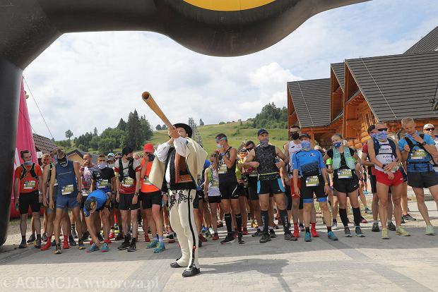 Zdjęcie numer 41 w galerii - Tatra SkyMarathon i Tatra Trail - święto górskich biegaczy w Kościelisku
